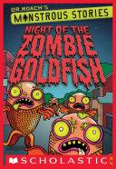 Pdf Monstrous Stories #1: Night of the Zombie Goldfish
