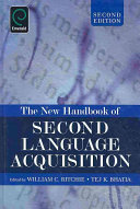 The New Handbook of Second Language Acquisition