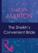 The Sheikh s Convenient Bride  Mills   Boon Modern   The O Connells  Book 5