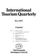 International Tourism Quarterly
