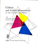 Colour And Colour Measurement In The Graphic Industries Book PDF