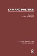 Law and Politics