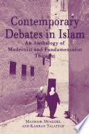 Contemporary Debates In Islam