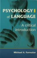 Psychology of Language [Pdf/ePub] eBook
