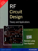 RF Circuit Design: Theory & Applications, 2/e