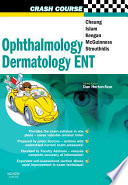Ophthalmology  Dermatology  ENT Book