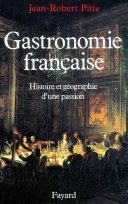 Gastronomie française Pdf/ePub eBook