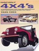 Standard Catalog of 4 X 4's