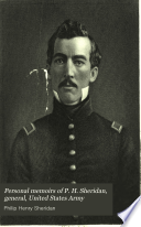 Personal Memoirs of P. H. Sheridan, General, United States Army