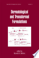 Dermatological and Transdermal Formulations