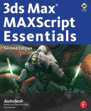 3ds Max MAXScript Essentials