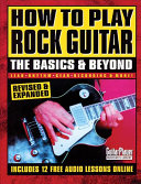 How to Play Rock Guitar