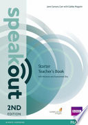 Speakout Starter. Teacher's Guide with Resource & Assessment Disc Pack