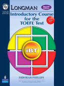 Longman Introductory Course for the Toefl Ibt Test Student Book + Cd-rom and Answer Key + Audio Cds