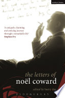 The Letters of No  l Coward