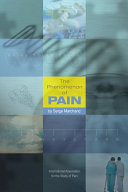 The Phenomenon of Pain