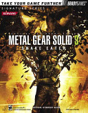 Metal Gear Solid Three Official Strategy Guide