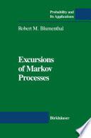 Excursions of Markov Processes