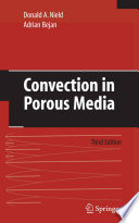 Convection In Porous Media Book PDF