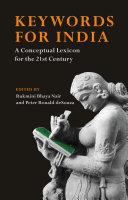Keywords for India Pdf/ePub eBook