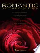 Romantic Sheet Music Collection Book PDF