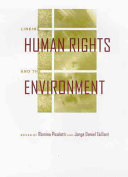 Linking Human Rights and the Environment