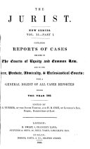 The Jurist ... ebook