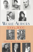 World Authors  1995 2000 Book