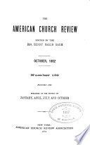 American Church Review