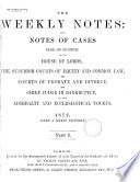 The Weekly Notes Book