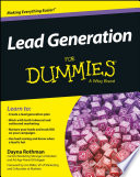 """Lead Generation For Dummies"" by Dayna Rothman"