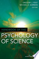 Handbook Of The Psychology Of Science Book PDF