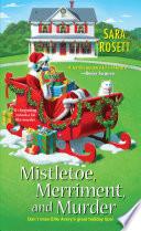 Mistletoe  Merriment  and Murder