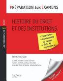 Pdf Préparation aux examens, Histoire du droit et des institutions Telecharger