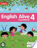 English Alive 4 Coursebook