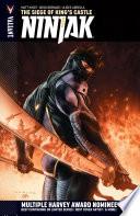 Ninjak Vol  4  The Siege of King s Castle TPB