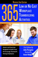 365 Low or No Cost Workplace Teambuilding Activities Book