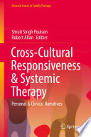 Cross Cultural Responsiveness   Systemic Therapy