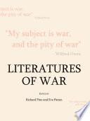 Literatures of War