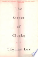 The Street of Clocks