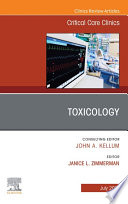 Toxicology  An Issue of Critical Care Clinics  E Book