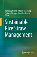Pdf Sustainable Rice Straw Management Telecharger