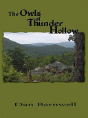 Pdf The Owls of Thunder Hollow Telecharger