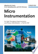 Micro Instrumentation Book