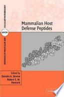 Mammalian Host Defense Peptides