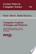 Computer Analysis of Images and Patterns Book