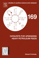 Catalysts for Upgrading Heavy Petroleum Feeds