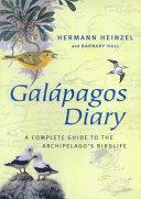 Galápagos Diary