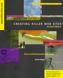 Creating Killer Web Sites Book