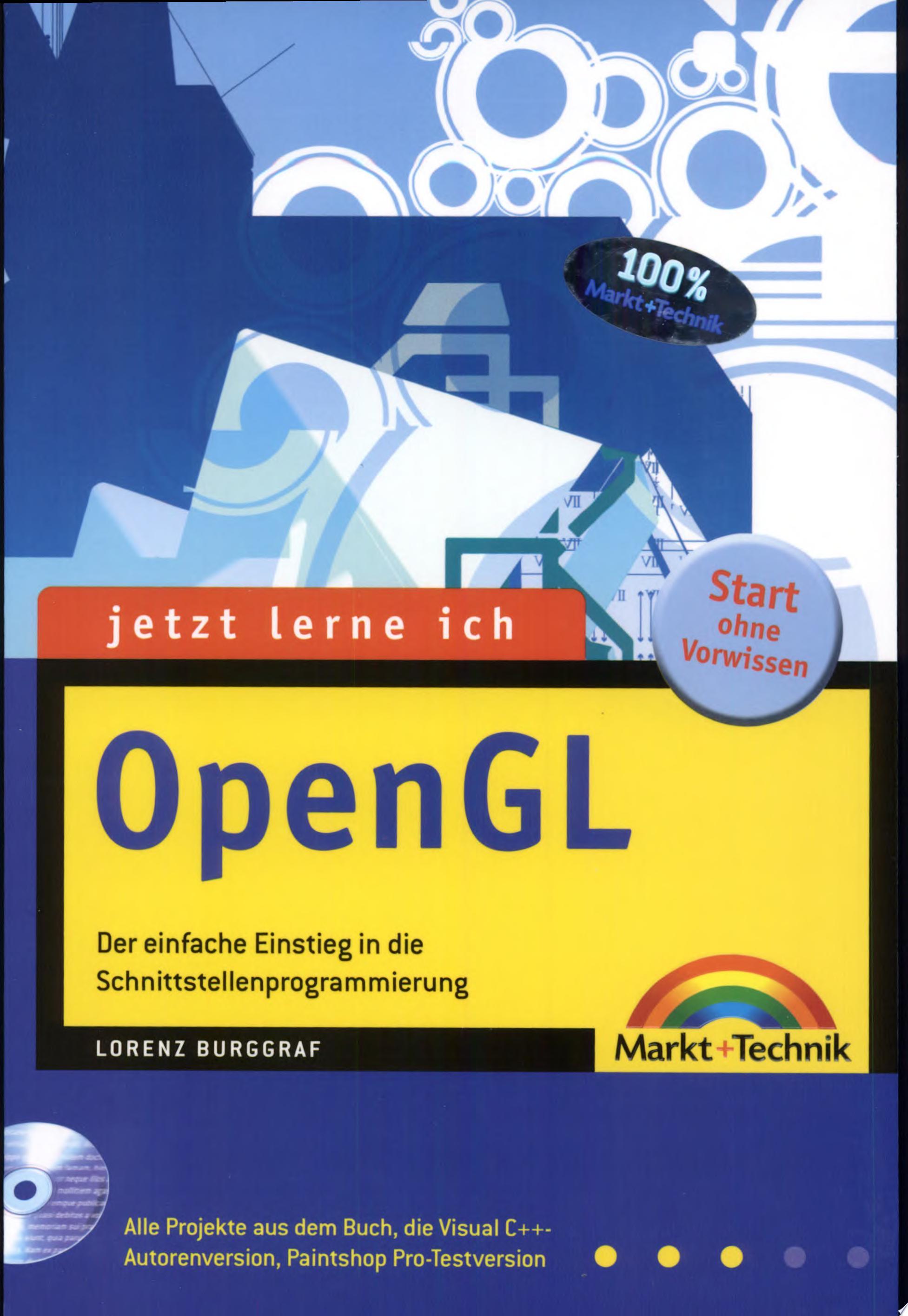 Jetzt lerne ich OpenGL